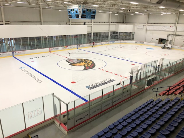 Rinks at Exeter - North Atlantic Hockey Group LLC