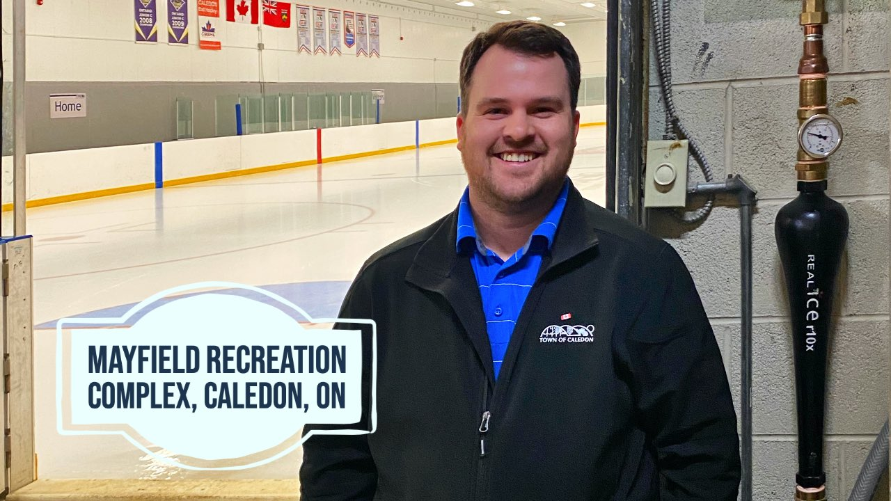 Cam Coulter, Mayfield Recreation Complex at the Town of Caledon, ON