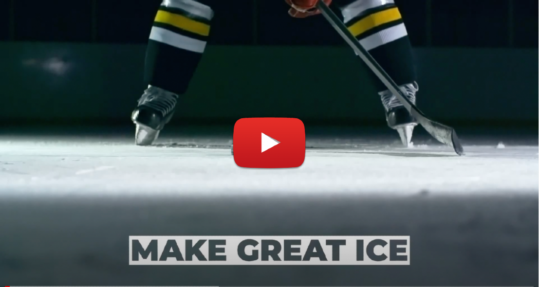 REALice - the hot water flood alternative for ice rinks and arenas